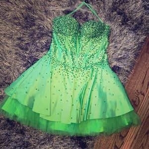 💚GORGEOUS PROM/HOMECOMING/FORMAL DRESS💚
